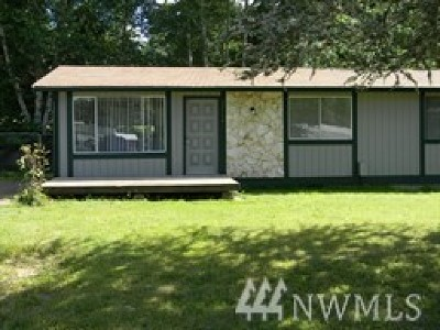 Mason County Rental For Rent: 21754 E State Route 3 #A