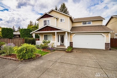Puyallup Single Family Home For Sale: 11920 63rd Ave E