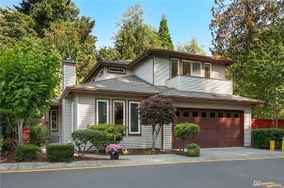 Issaquah Single Family Home For Sale: 21202 SE 42nd Place