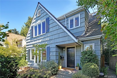 Seattle Single Family Home For Sale: 1910 Federal Ave E