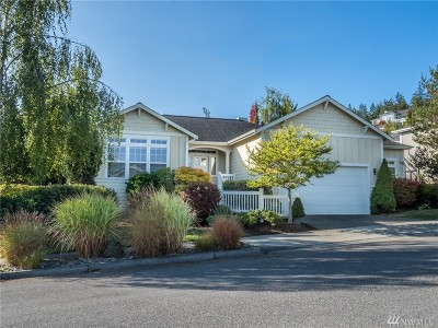 Anacortes Single Family Home Sold: 2211 18th St