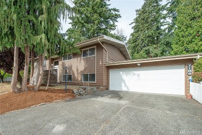 Mountlake Terrace Single Family Home For Sale: 7109 226th Place SW