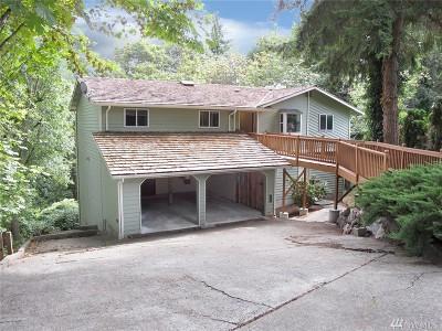 Kirkland Single Family Home For Sale: 13454 95th Ave NE