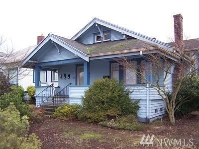 Everett Multi Family Home For Sale: 1519 Broadway