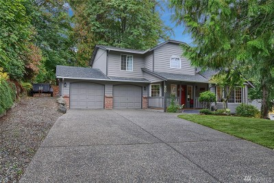 Puyallup Single Family Home For Sale: 800 19th Ave SE