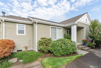Sumner Condo/Townhouse For Sale: 7613 145th Av Ct E