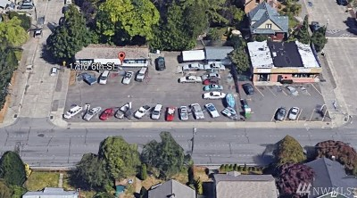 Bremerton Commercial For Sale: 1710 6th St