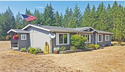 Shelton WA Single Family Home Sold: $259,500