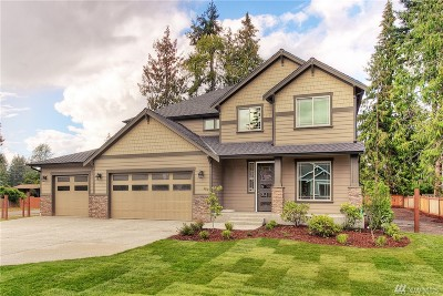Puyallup Single Family Home For Sale: 16717 86th Ave E