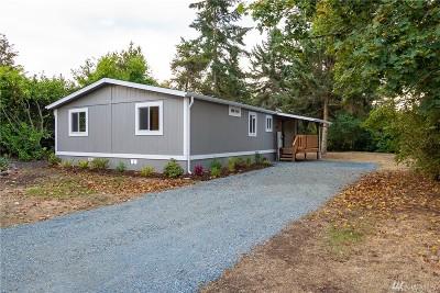 Thurston County Single Family Home For Sale: 8517 Thuja Ave SE