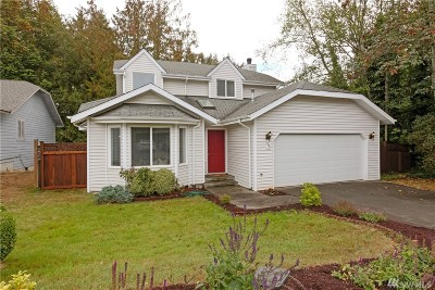 Port Orchard Single Family Home For Sale: 1581 E Cosmo Lane