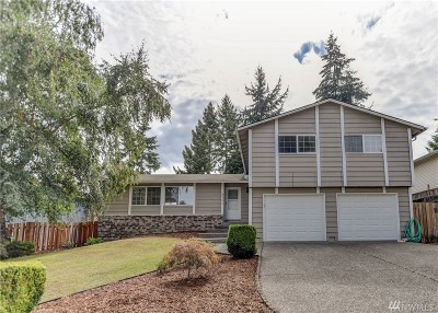 Federal Way Single Family Home For Sale: 3111 SW 313th St