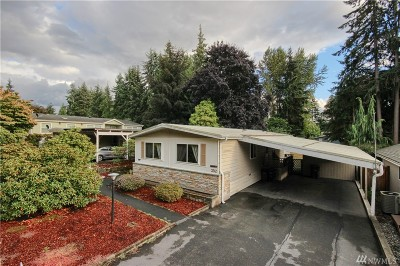 Bothell Single Family Home For Sale: 3312 206th Place SE