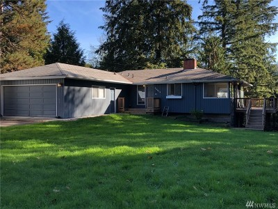 King County Single Family Home For Sale: 24514 148th Lane SE