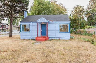 Pierce County Rental For Rent: 1602 S Wright Ave