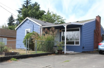 Burien Single Family Home For Sale: 12805 2nd Ave S