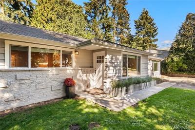 Kirkland Single Family Home For Sale: 12654 NE 80th St