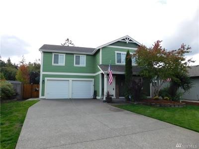 Napavine Single Family Home For Sale: 431 Stadium Lp