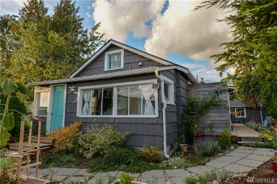 Bellingham Single Family Home For Sale: 615 Virginia St