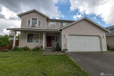 Spanaway Single Family Home For Sale: 21910 65th Av Ct E