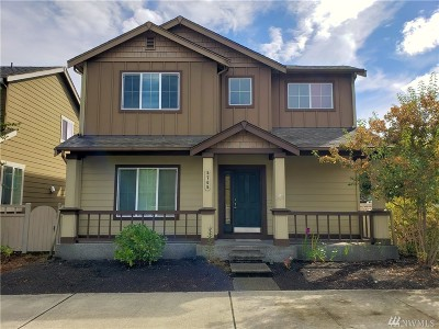 Lacey Single Family Home For Sale: 5705 66th Ave SE