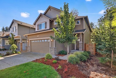 Lynnwood Single Family Home For Sale: 228 157th Place SW