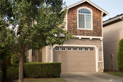 Marysville Condo/Townhouse For Sale: 4809 145th Place NE #99