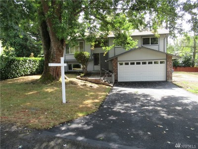 Federal Way Single Family Home For Sale: 2123 SW 305th St