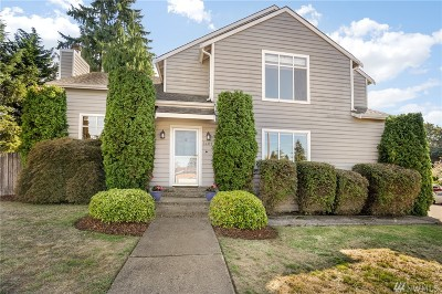 Tacoma Single Family Home For Sale: 3402 Oakmont St NE