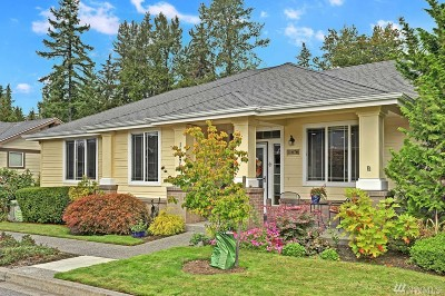 Redmond Single Family Home For Sale: 11676 239th Ave NE
