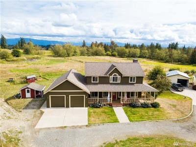 Lynden Single Family Home For Sale: 1045 Barnhart Rd