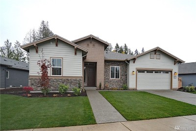 Bonney Lake Single Family Home For Sale: 14201 188th Ave E