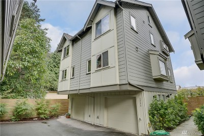 Seattle Single Family Home For Sale: 3926 S Brandon St #A