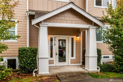 Bellingham Condo/Townhouse For Sale: 4618 Celia Wy #302