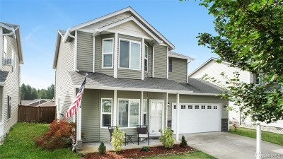 Single Family Home For Sale: 7115 33rd Ave NE
