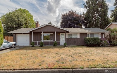 Federal Way Single Family Home For Sale: 513 318th Place
