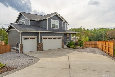 Bellingham Single Family Home For Sale: 4305 Winslow Ct