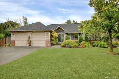 Puyallup Single Family Home For Sale: 2115 24th St SE