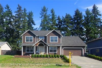 Spanaway Single Family Home For Sale: 16507 10th Av Ct E