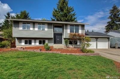 Auburn Single Family Home For Sale: 2419 17th St SE