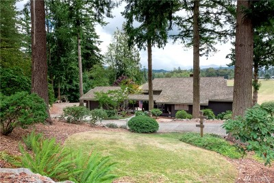 Enumclaw Single Family Home For Sale: 27341 SE 403rd St
