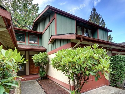 Federal Way Single Family Home For Sale: 31723 48th Lane SW #C