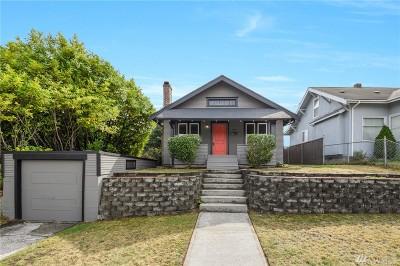 Everett Single Family Home For Sale: 2816 21st St