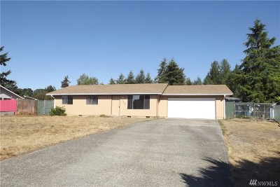Lacey Single Family Home For Sale: 5338 Mount Tahoma Dr SE