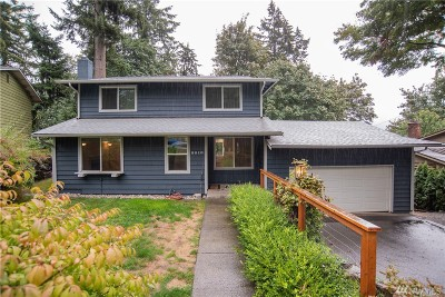 Redmond Single Family Home For Sale: 8010 172nd Ave NE