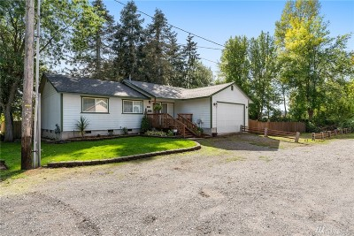 Centralia Single Family Home For Sale: 624 Jefferson St