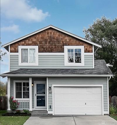 Marysville Condo/Townhouse For Sale: 14807 45th Dr NE