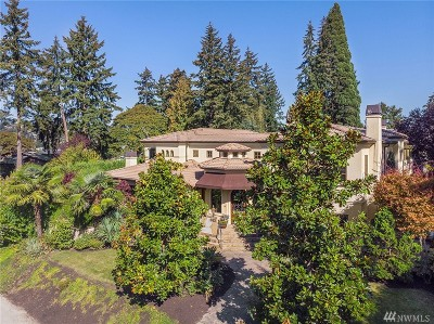 Kirkland Single Family Home For Sale: 802 16th Ave W