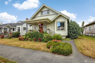 Everett Single Family Home For Sale: 1827 Virginia Ave