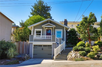 Seattle Single Family Home For Sale: 8511 Linden Ave N
